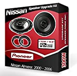 Best Car Door Speakers - Nissan Almera Front Door Speakers Pioneer car speakers Review