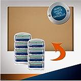 Gillette Fusion5 Lames De Rasoir Pour Homme - 8Recharges