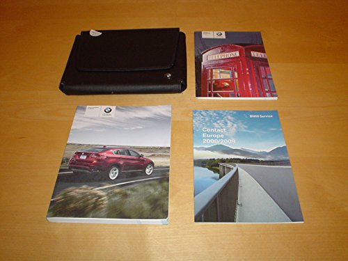 bmw-x6-x5-series-idrive-owners-handbook-2006-2013-x5-xdrive30i-xdrive48i-xdrive30d-xdrive35d-x5-x6-x