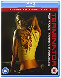 Terminator: The Sarah Connor Chronicles - Season 2 [Blu-ray] [2009]