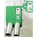MacGreen® Gewächshausheizung H 54-1 mit Temperaturregler
