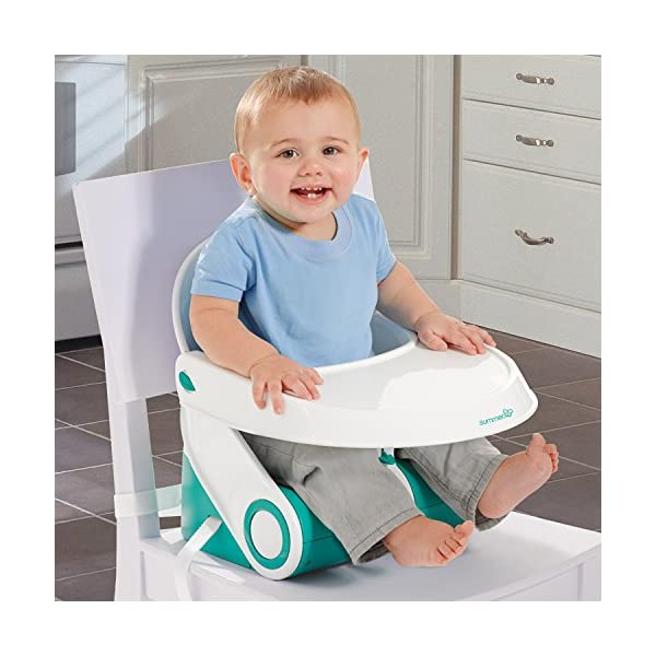 Summer Infant Sit 'n Style Booster Seat 3