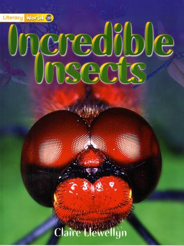 Literacy World Non-Fiction Stage 1 Incredible Insects (LITERACY WORLD NEW EDITION)