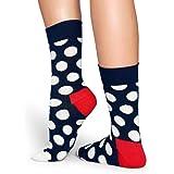 Happy Socks – Calcetines de algodón coloridos con diferentes patrones de colores para hombre y mujer