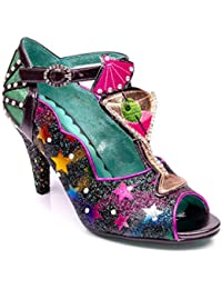 Poetic Love shoes Neri Choice Amazon In Licence Irregular By Madly u5K1cTFJl3