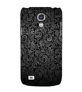 FUSON Ornate Flolar Background 3D Hard Polycarbonate Designer Back Case Cover for Samsung Galaxy S4 I9500 :: Samsung I9500 Galaxy S4 :: Samsung I9505 Galaxy S4 :: Samsung Galaxy S4 Value Edition I9515 I9505G