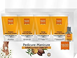 VLCC Pedicure Manicure Hand & Foot Care Kit - 210 g FREE SHIPPING