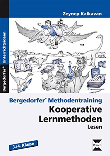 Kooperative Lernmethoden: Lesen. 3. und 4. Klasse: Bergedorfer Methodentraining