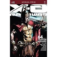 X-O Manowar 2016 Annual (X-O Manowar (2012- )) - Gorham Annual