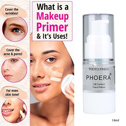 PHOERA Imprimación facial maquillaje sin defectos