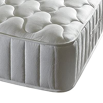 Happy Beds Forest Dream 3000 Pocket Sprung Memory Foam Mattress with Bamboo Yarn Fabric - cheap UK light store.