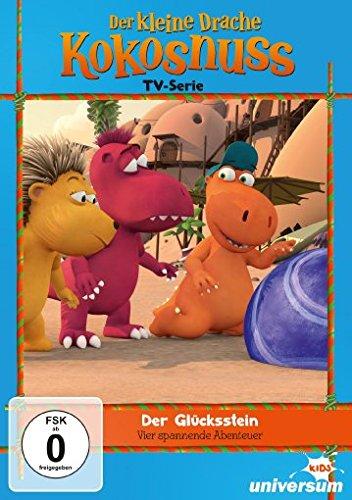 Der kleine Drache Kokosnuss - TV-Serie 5: Der Glücksstein