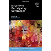 Handbook on Participatory Governance (Handbooks of Research on Public Policy)