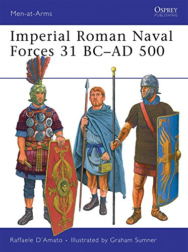 Imperial Roman Naval Forces 31 BC-AD 500 (Men-at-Arms)