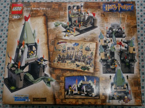 Harry Potter Camera Dei Segreti : Lego harry potter la camera dei segreti mattonito