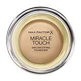 Max Factor Miracle Touch Foundation 80 Bronze, 1er Pack (1 x 12 ml)