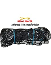 Volleyball Net Standard Size for Sports Training Practice and Fun (Black)