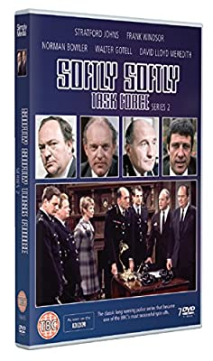 Softly Softly Task Force: Series 2 [DVD]