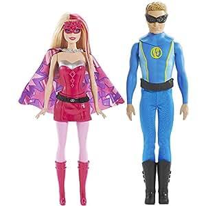Superhelden Barbie