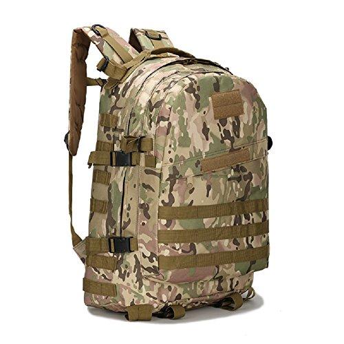 5f4ea57b0a6be LF F Military Pack Tarnung taktische Tasche Schultertasche wasserdichte  Oxford Bergsteigen Tasche Outdoor Rucksack Sport Rucksack Camping