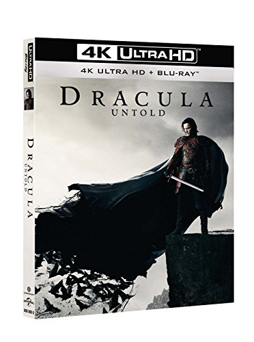 Dracula Untold (Blu-Ray 4K Ultra HD + Blu-Ray)