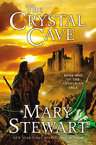 The Crystal Cave (The Arthurian Saga) por Mary Stewart