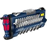 Wera Red Bull Racing Bit-Sortiment: Tool-Check Plus, 39-teilig, 39 Stück, 05227704001