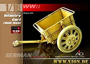 XION 4079408 Germany Infantry Cart (1939-1945)