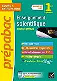 Enseignement scientifique 1re (tronc commun) - Prépabac: nouveau programme de Première 2019-2020...