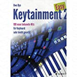 Telecharger Livres Easy KEYTAINMENT 2 arranges pour clavier Notes sheetm usic (PDF,EPUB,MOBI) gratuits en Francaise