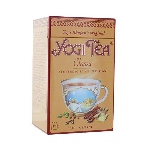 Yogi Tea Classic collector 17 Sachets