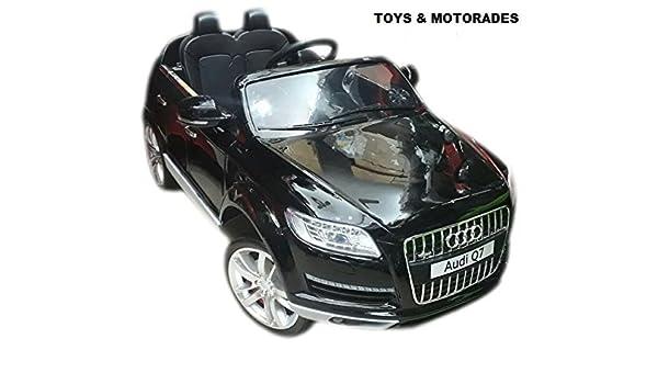 Buy Toys & Motorades Original Licence Version Audi Q7 Kids Ride On 2