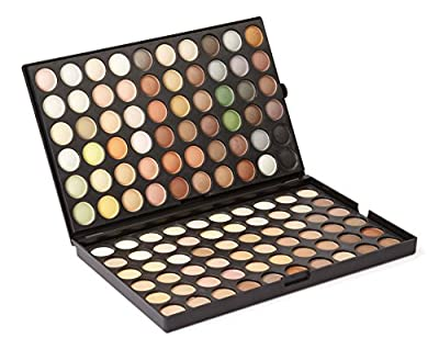 LaRoc ® 120 Colours Eyeshadow Palette Makeup Kit - Professional Box