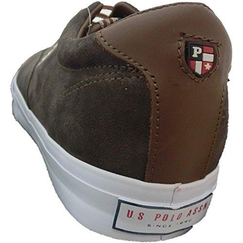 U.S.Polo A.S.S.N. , Baskets pour homme gris gris 45 EU Gris