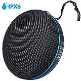 Altoparlante Bluetooth 5.0 Portatile AXLOIE DSP Tech Mini Speaker Wireless Impermeabile IPX6 Cassa Bluetooth con 20H Autonomia Microfono Vivavoce Bassi Forti A2DP Hi-Fi per IOS Android MP3 Tablet ecc