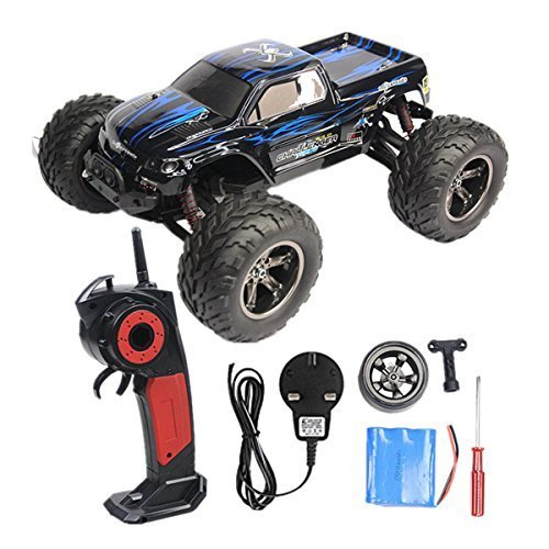 VANGOLD - S911 High Speed Race Car 1/12 45km/h 2WD 2.4GHz RC Remote Control Car /Truck /Buggy RC Truggy Shaft Drive Truck RC Car Off-road Vehicle Toy Radio Controlled Rock Crawler by VANGOLD (Radio Control Rc-car)
