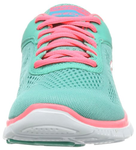 Skechers - Flex Appeal Love Your Style, Sneakers da donna Turchese (TQHP)
