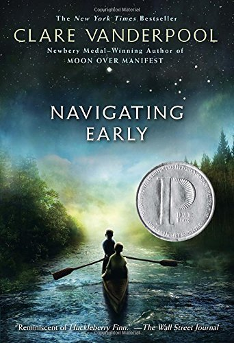 Navigating Early by Vanderpool, Clare (2014) Paperback