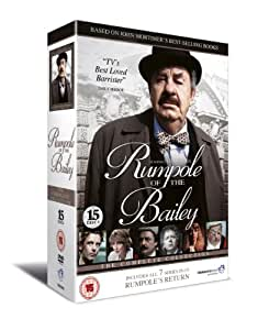 Rumpole of the Bailey - the Complete Series [15 DVD Box Set] [Import anglais]