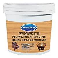 Tetraclean Furniture polish for Cleaning, Shining and Smoothness- 1000 Gram