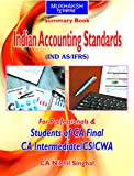 Summary Book Indian Accounting Standards