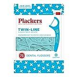 placker Zahnseide mit Halterung 75's, 2er Pack