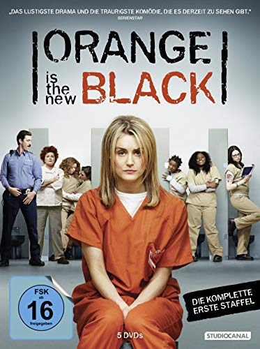 Orange Is the New Black - Die komplette erste Staffel [5 DVDs]