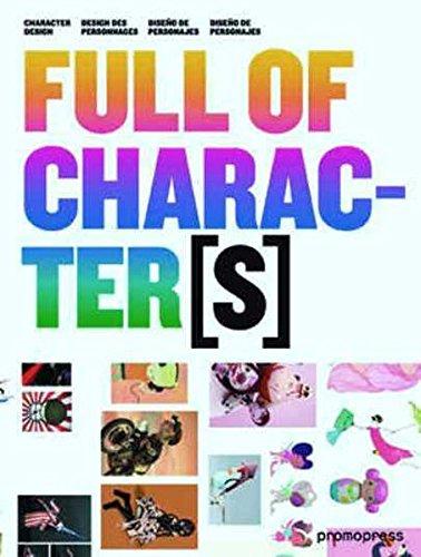 Full Of Characters. Diseño De Personajes (+Cd-Rom)