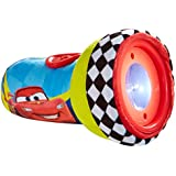 Disney Cars GoGlow Soft and Squichy Torch for Toddler, Infants