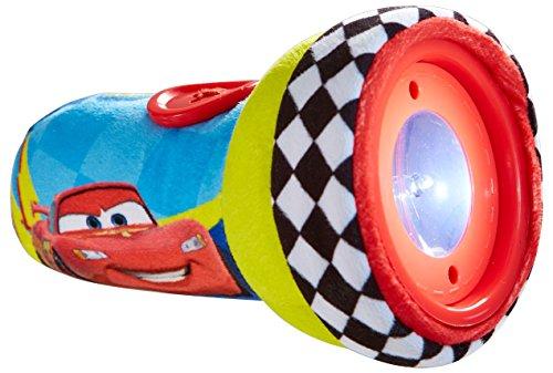 Disney Cars - Meine erste GoGlow-Taschenlampe – Kuschelige Taschenlampe für Kleinkinder