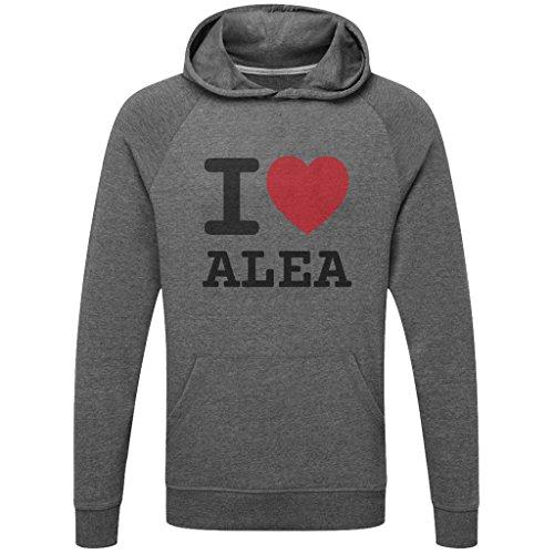 JOllify ALEA Funktions Pullover Hoodie mit hochwertigem Druck für Sport und Freizeit 255g/m*m