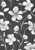 & graham brown papier peint en tissu non-tissé «sophie collection high 2253-90 flow multicolore