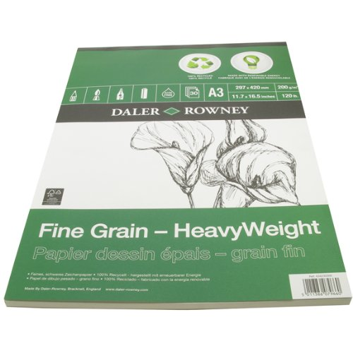 daler-eco-pad-fine-grain-heavy-weight-pad-a3-200g