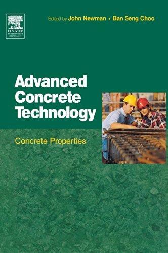 Advanced Concrete Technology 2: Concrete Properties (English Edition)